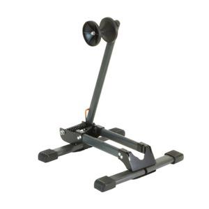 (まとめ)ITPROTECH 折りたたみ モバイル自転車スタンド MTB対応 YT-MCP03【×2セット】 - 拡大画像