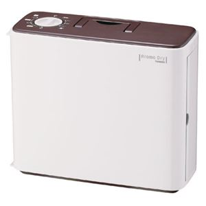 ツインバード ふとん乾燥機 アロマドライ ホワイト FD-4148W - 拡大画像
