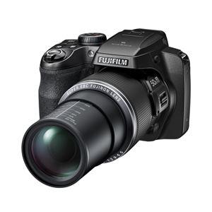 富士フイルム 光学50倍 ロングズームデジタルカメラ FinePix S9800 商品写真3