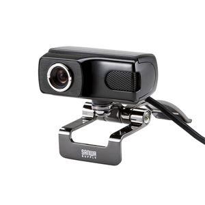 サンワサプライ WEBカメラ CMS-V40BK - 拡大画像