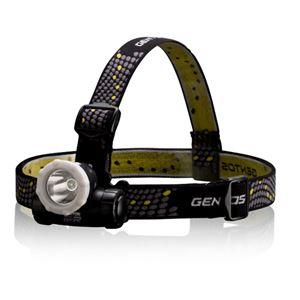 (まとめ) GENTOS 蓄光式ヘッドライト GTR-943H 【×3セット】 - 拡大画像
