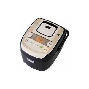 アイリスオーヤマ 圧力IH炊飯ジャー「米屋の旨み-銘柄炊き」(5.5合) KRCPA50B - 拡大画像