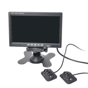 サンコー 見えない死角が良く見えるモニター付きブラインドカメラ BLDSPCAM - 拡大画像