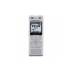OLYMPUS V-862-SLV ICレコーダー 「Voice-Trek」 シルバー V-862 - 拡大画像