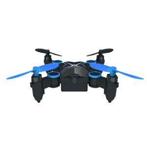 ITPROTECH HDカメラ搭載 ミニドローン ブルー YT-901HSBL - 拡大画像