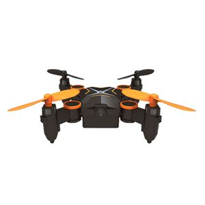 ITPROTECH HDカメラ搭載 ミニドローン オレンジ YT-901HSOR - 拡大画像