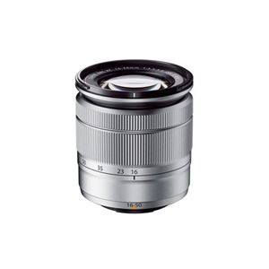 富士フイルム 交換用レンズ XC16-50mmF3.5-5.6 OIS II シルバーXマウント - 拡大画像
