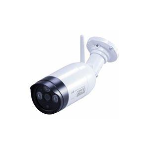 日本アンテナ セキュリティカメラセット 「ドコでもeyeSecurity」 NASC05RM - 拡大画像