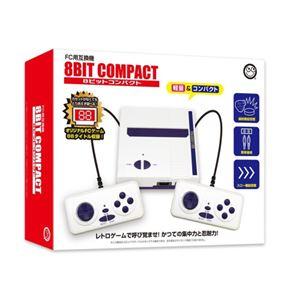 コロンバスサークル 8ビットコンパクト(FC用139) CC-8BCPF-WT