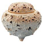 菊紋香炉 K91306618