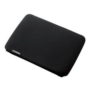 (まとめ) エレコム インナーバック/MacBook Pro 15インチ 2016年モデル/ブラック BM-IBNPM1615BK 【×3セット】