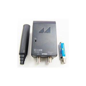 日本アンテナ ラインブースター UPA16K - 拡大画像