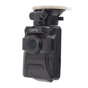 サンコー 高画質前後撮影GPSドライブレコーダーPremier DUALCAR4 - 拡大画像