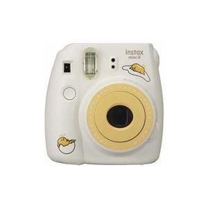 富士フイルム INSMINI8-GUDETAMA インスタントカメラ チェキ 「instax mini 8」 ぐでたま - 拡大画像