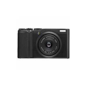 富士フイルム コンパクトデジタルカメラ ブラック FX-F10-B - 拡大画像