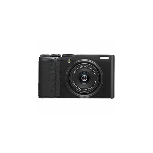富士フイルム コンパクトデジタルカメラ ブラック FX-F10-B