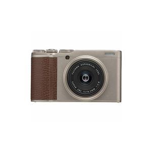富士フイルム コンパクトデジタルカメラ シャンパンゴールド FX-F10-G - 拡大画像