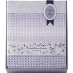 西川リビング 日本製ワッフル織りタオルケット B3156014
