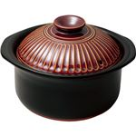 菊花飴釉 ごはん鍋2合炊き C8015015