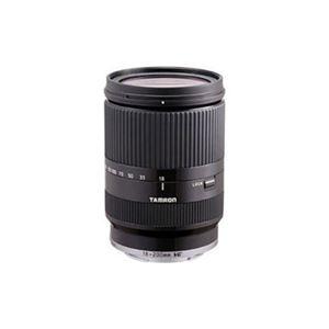 TAMRON ModelB011 交換レンズ18-200mm F/3.5-6.3 Di III VC(ブラック)ソニー用 18-200DI3VC-SO