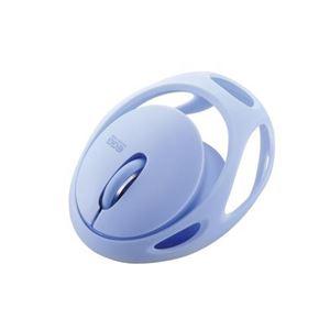 エレコム Bluetooth(R)マウス EGG MOUSE FREE M-EG30BRBU
