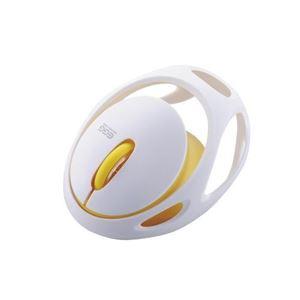 エレコム Bluetooth(R)マウス EGG MOUSE FREE M-EG30BRWH