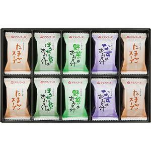 (まとめ) アマノフーズ味わいづくしギフト B2089600 B3089096 B4093548【×2セット】 - 拡大画像