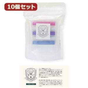 (まとめ)10個セット 日本理化学工業 スクールシリーズ カクテル SC-2X10【×2セット】