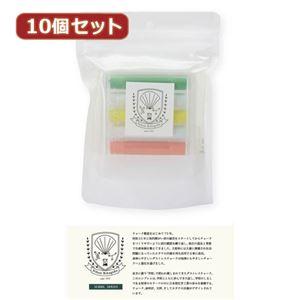 (まとめ)10個セット 日本理化学工業 スクールシリーズ ビタミン SC-1X10【×2セット】