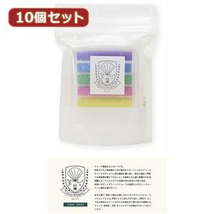 (まとめ)10個セット 日本理化学工業 スクールシリーズ バラエティ SC-3X10【×2セット】