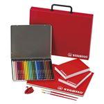 スタビロ 水性色鉛筆セット M80710514