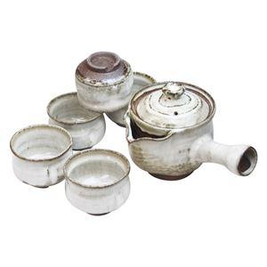 萩焼 白釉茶器揃 M81208518
