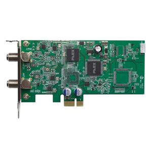 PLEX PCI-EX+内部USB接続 地上デジタル・テレビチューナー PX-W3PE4 - 拡大画像