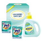 (まとめ)液体洗剤ギフトセットB2048525 B3048026【×5セット】