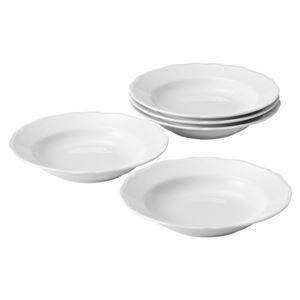 スープ&パスタ皿5枚組
