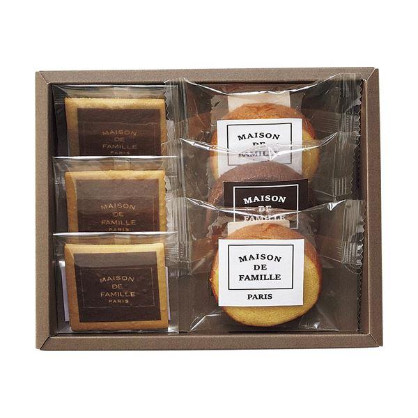 (まとめ)メゾン ドゥ ファミーユ 洋菓子ギフト B3068017【×2セット】