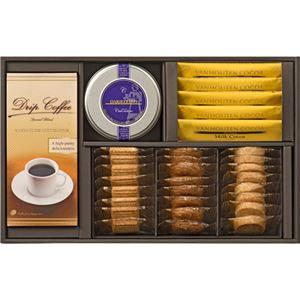 ティーブレイクアソート コーヒー・ココア・紅茶&クッキーセット B3104117