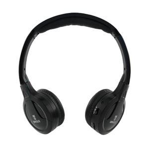 キヨラカ ワイヤレスヘッドホン ワイヤレスイヤホン コードレスヘッドホン テレビ用 楽々聴くちゃん 電池式 HP-001