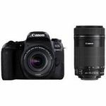 Canon EOS9000D-WKIT デジタル一眼カメラ「EOS 9000D」ダブルズームキット EOS9000DWZOOMKIT
