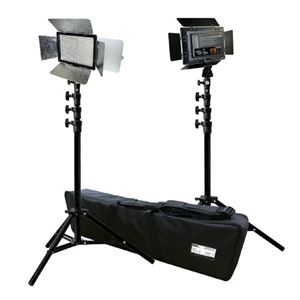 LPL LEDライトVL-7200CX/K2 L26897 - 拡大画像