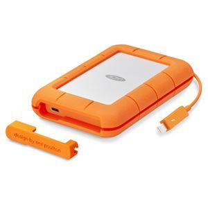 LaCie Rugged Thunderbolt USB-C SSD/1TB STFS1000401