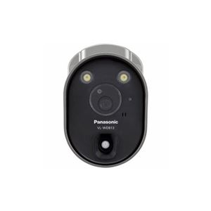 Panasonic VL-WD813K センサーライト付屋外ワイヤレスカメラ VL-WD813K - 拡大画像