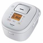 Panasonic IH炊飯器 5.5合炊き ホワイト SR-HB108-W