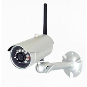 サン電子 インベス スマートフォン専用 モーション録画カメラ LA02W - 拡大画像
