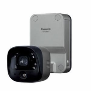 Panasonic ホームネットワークシステム(屋外バッテリーカメラ) KX-HC300S-H - 拡大画像
