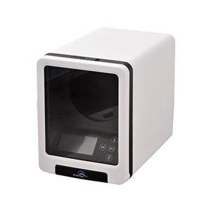 エスプリマ 角型ワインディングマシーン ホワイト/ブラック ES11302WT - 拡大画像