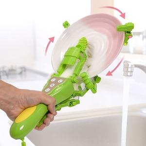 サンコー 掴んで回す手持ち食洗機「くるさらウォッシュ」 HDWSMC02