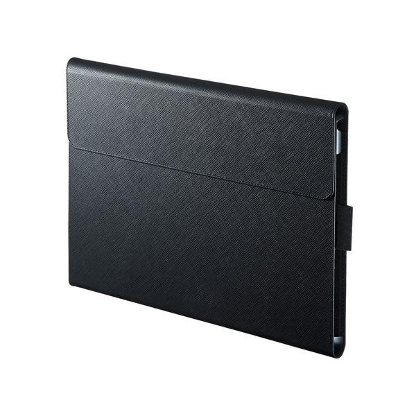 サンワサプライ Microsoft Surface Pro 2017/Pro 4用保護ケース PDA-SF3BK
