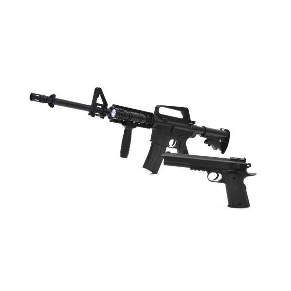 ベルソス エアガンキット ブラック VS-C-M4