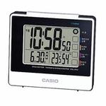 CASIO 電波置時計 温度・湿度表示 日付表示 ライト機能 電子音アラーム(スヌーズ付) DQL-260J-7JF